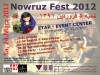 Das Nowruzfest 2012
